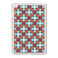 Pattern 1284 Apple Ipad Mini Case (white) by creativemom