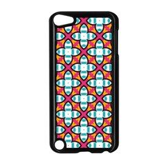 Pattern 1284 Apple iPod Touch 5 Case (Black)