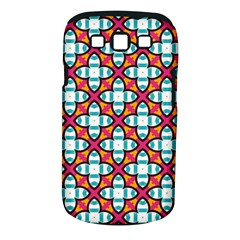 Pattern 1284 Samsung Galaxy S III Classic Hardshell Case (PC+Silicone)