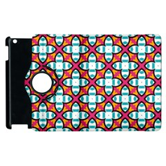 Pattern 1284 Apple Ipad 2 Flip 360 Case by creativemom