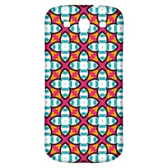 Pattern 1284 Samsung Galaxy S3 S III Classic Hardshell Back Case