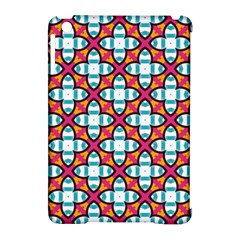 Pattern 1284 Apple iPad Mini Hardshell Case (Compatible with Smart Cover)