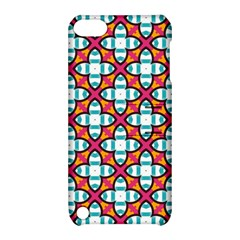 Pattern 1284 Apple iPod Touch 5 Hardshell Case with Stand