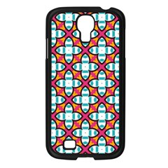 Pattern 1284 Samsung Galaxy S4 I9500/ I9505 Case (black) by creativemom