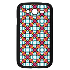 Pattern 1284 Samsung Galaxy Grand Duos I9082 Case (black) by creativemom