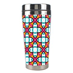 Pattern 1284 Stainless Steel Travel Tumblers