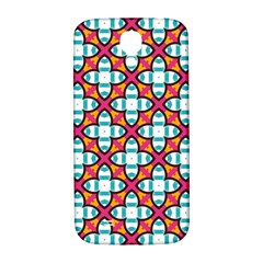 Pattern 1284 Samsung Galaxy S4 I9500/i9505  Hardshell Back Case by creativemom