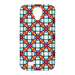 Pattern 1284 Samsung Galaxy S4 Classic Hardshell Case (pc+silicone) by creativemom