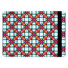 Pattern 1284 Samsung Galaxy Tab Pro 12 2  Flip Case by creativemom