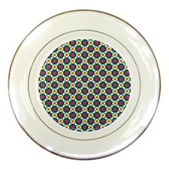 Pattern 1282 Porcelain Plates by creativemom