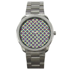 Pattern 1282 Sport Metal Watches by creativemom
