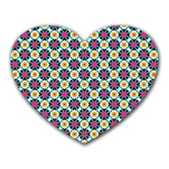 Pattern 1282 Heart Mousepads by creativemom