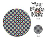 Pattern 1282 Multi-purpose Cards (Round)  Back 13