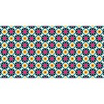 Pattern 1282 Congrats Graduate 3D Greeting Card (8x4)  Front
