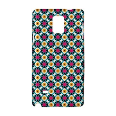 Pattern 1282 Samsung Galaxy Note 4 Hardshell Case by creativemom