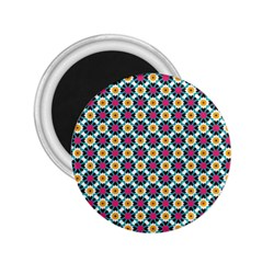 Cute Abstract Pattern Background 2 25  Magnets by creativemom