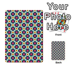Cute Abstract Pattern Background Multi Purpose Cards (rectangle)  by creativemom
