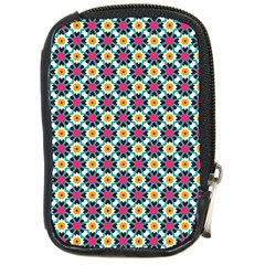 Cute Abstract Pattern Background Compact Camera Cases by creativemom