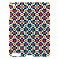Cute Abstract Pattern Background Apple Ipad 3/4 Hardshell Case by creativemom