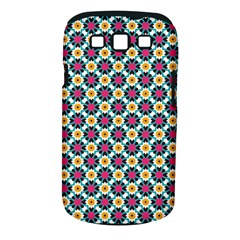 Cute Abstract Pattern Background Samsung Galaxy S Iii Classic Hardshell Case (pc+silicone) by creativemom