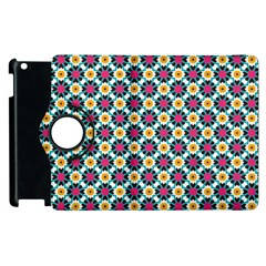 Cute Abstract Pattern Background Apple Ipad 3/4 Flip 360 Case by creativemom
