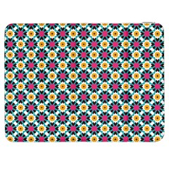 Cute Abstract Pattern Background Samsung Galaxy Tab 7  P1000 Flip Case by creativemom