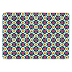 Cute Abstract Pattern Background Samsung Galaxy Tab 8 9  P7300 Flip Case by creativemom