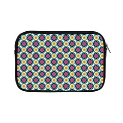 Cute Abstract Pattern Background Apple Ipad Mini Zipper Cases by creativemom