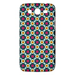 Cute Abstract Pattern Background Samsung Galaxy Mega 5 8 I9152 Hardshell Case  by creativemom