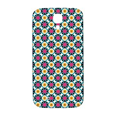 Cute Abstract Pattern Background Samsung Galaxy S4 I9500/i9505  Hardshell Back Case by creativemom