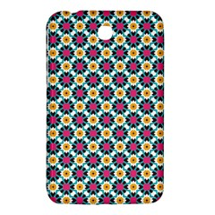 Cute Abstract Pattern Background Samsung Galaxy Tab 3 (7 ) P3200 Hardshell Case  by creativemom
