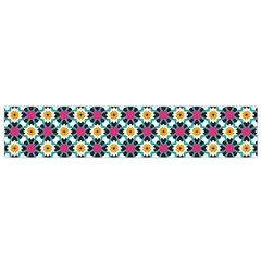 Cute Abstract Pattern Background Flano Scarf (small)  by creativemom