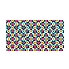 Cute Abstract Pattern Background Satin Wrap by creativemom