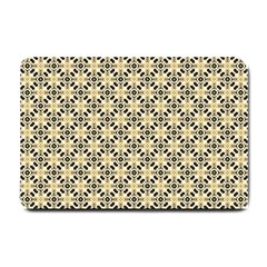 Cute Pretty Elegant Pattern Small Doormat  by creativemom