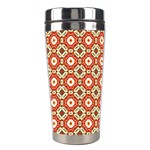 Cute Pretty Elegant Pattern Stainless Steel Travel Tumblers Left