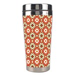 Cute Pretty Elegant Pattern Stainless Steel Travel Tumblers Center