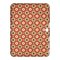 Cute Pretty Elegant Pattern Samsung Galaxy Tab 4 (10 1 ) Hardshell Case  by creativemom