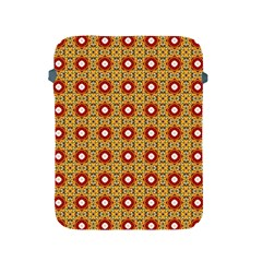Cute Pretty Elegant Pattern Apple Ipad 2/3/4 Protective Soft Cases by creativemom