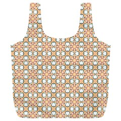 Cute Pretty Elegant Pattern Full Print Recycle Bags (l)  by creativemom