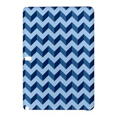 Modern Retro Chevron Patchwork Pattern Samsung Galaxy Tab Pro 12 2 Hardshell Case by creativemom