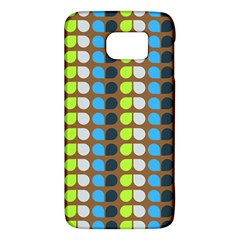 Colorful Leaf Pattern Galaxy S6 by creativemom