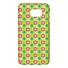 Cute Floral Pattern Galaxy S6 by creativemom