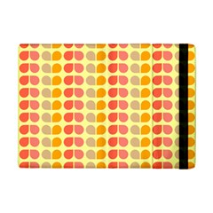 Colorful Leaf Pattern Ipad Mini 2 Flip Cases by creativemom