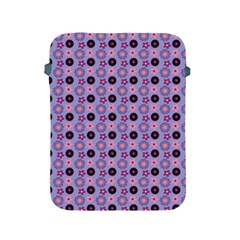 Cute Floral Pattern Apple Ipad 2/3/4 Protective Soft Cases by creativemom