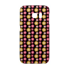 Cute Floral Pattern Galaxy S6 Edge by creativemom