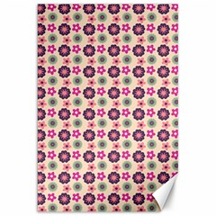 Cute Floral Pattern Canvas 20  X 30   by creativemom