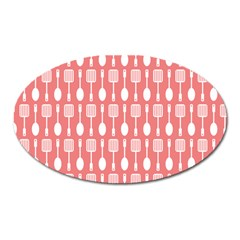 Pattern 509 Oval Magnet by creativemom