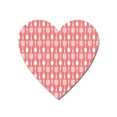 Pattern 509 Heart Magnet by creativemom