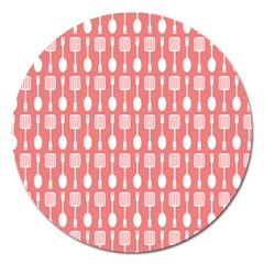Pattern 509 Magnet 5  (round) by creativemom