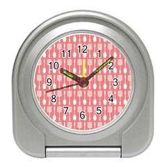 Pattern 509 Travel Alarm Clocks by creativemom